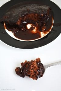 Chocolate Self Saucing Pudding recipe. The BEST self-saucing recipe in my opinion! This Chocolate self-saucing Pudding recipe results in a soft and fluffy chocolate cake with lots of ooey gooey, rich chocolate sauce.